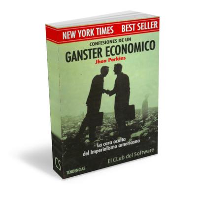 Confesiones de un ganster economico